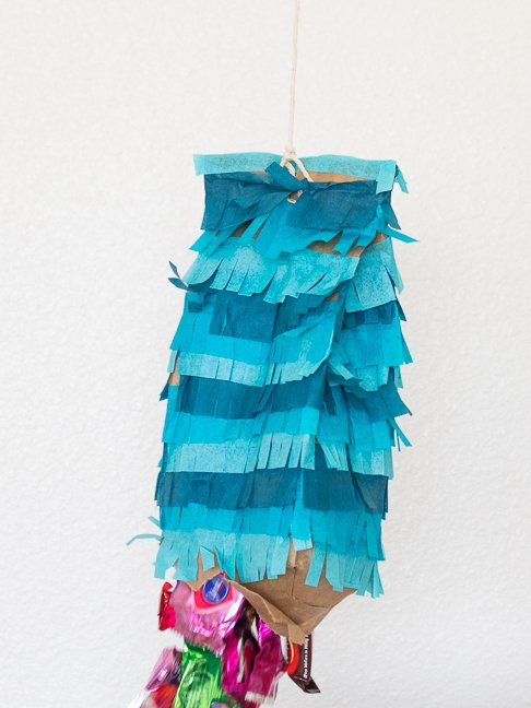 How to Create a Piñata Out of a Paper Bag