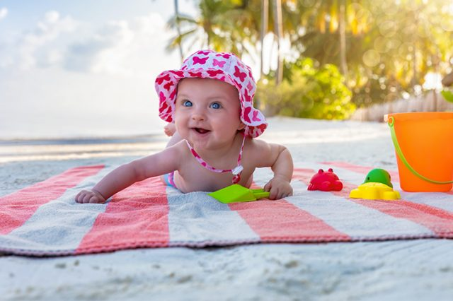What Does Your Summer Baby's Zodiac Sign Say About Her?