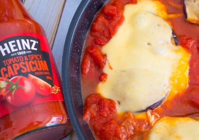 This Homemade Veal Parmigiana Recipe Is So Easy & Delish It's Basically Cheating