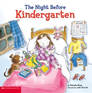 5 Books About Kindergarten To Read With Your Child