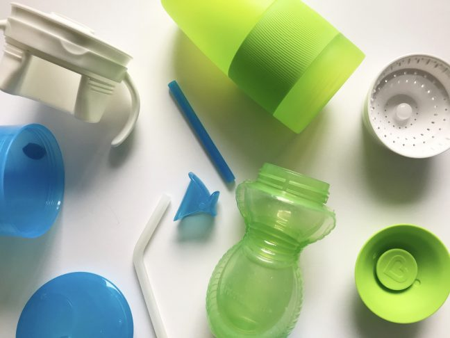 How To Properly Disinfect Toys : How to properly clean sippy cups like you mean it