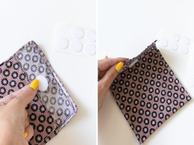 Sew Reusable Snack Bags for Back-to-School