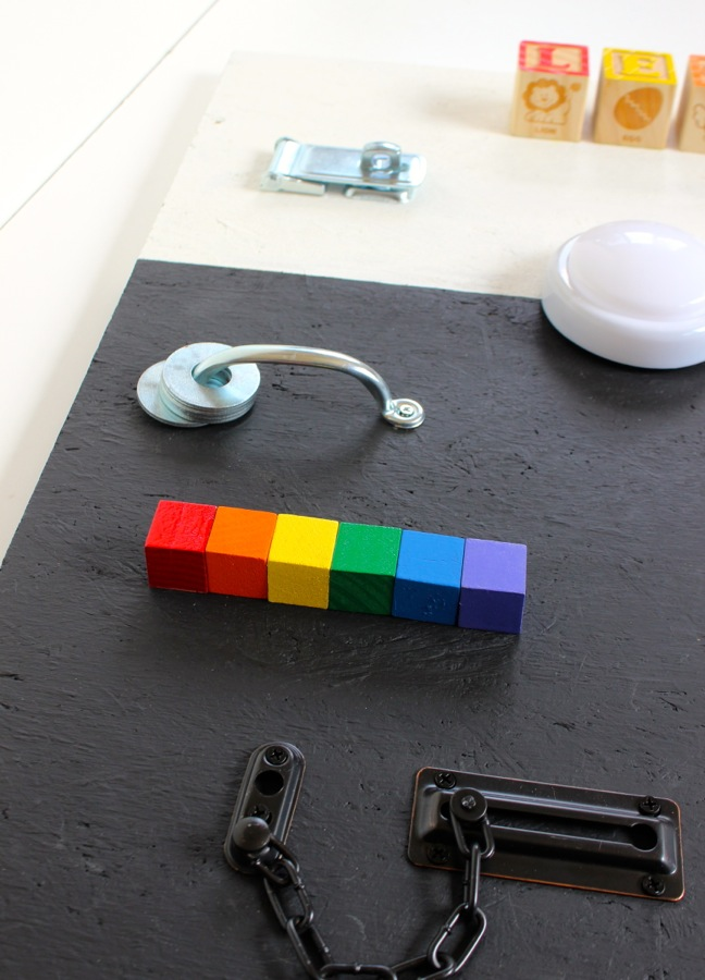rainbow-blocks-on-a-white-and-black-board