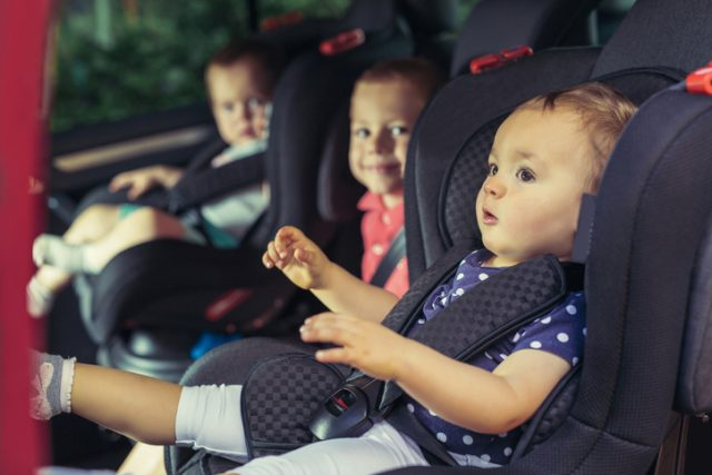 How A Car Accident Changed My View of Motherhood