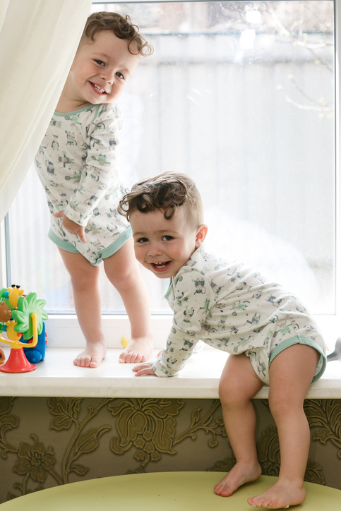 babyproofing for twins