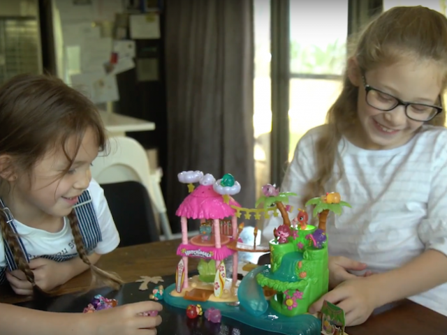 Unboxing New Goodies With My Hatchimals Obsessed Girls