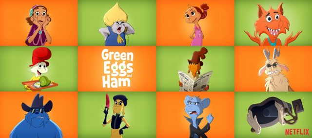 Green Eggs and Ham – Netflix's Fall 2019 New Animated Series
