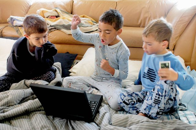 Why I Let My Son Have Sleepovers
