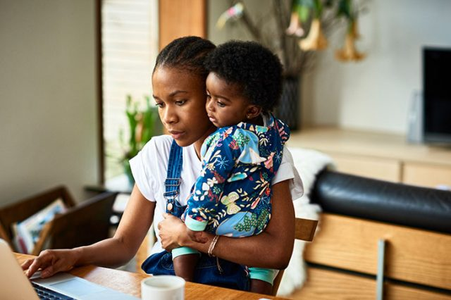 Schedule-Free Summers Aren't Realistic For Working Moms. Here's Why You Shouldn't Feel Guilty.