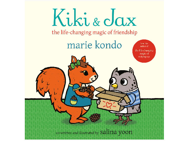 Tindy up your child's friendships with Marie Kondo