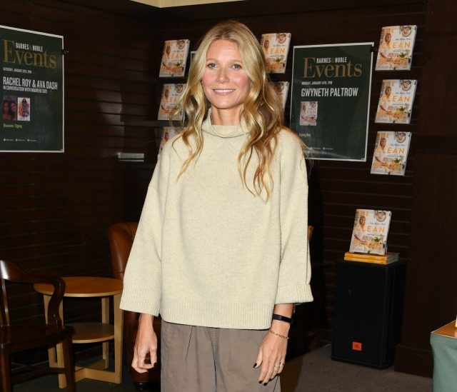 How To Get Gwyneth Paltrow's Soft Waves For Summer