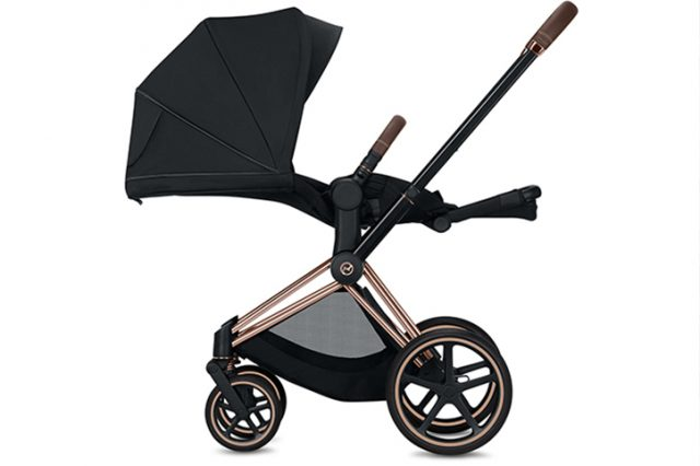 You Can Now Buy A Stroller with an Engine. Kind of.
