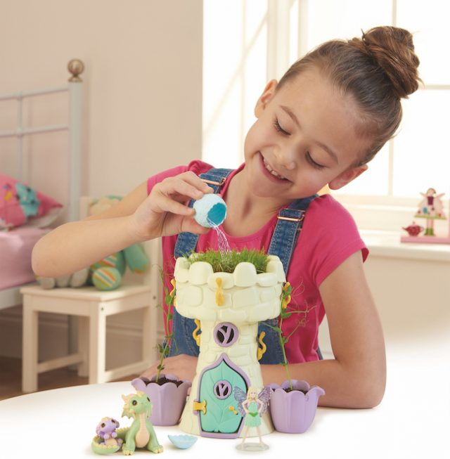 Learning Through Play at Home with the My Fairy Garden Range