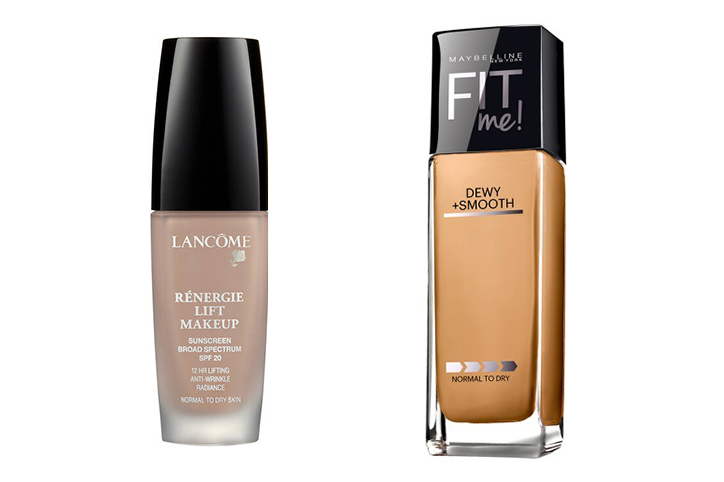 9 Best Foundations That Help Hide Wrinkles and Pores