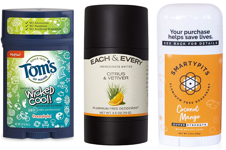 The 8 Best Natural Deodorants for Teens
