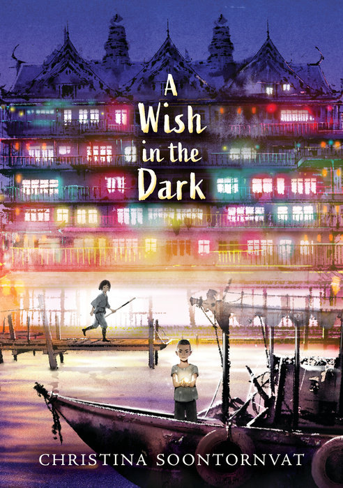 How to Make Sure Your Kids Have a Diverse Bookshelf (and Actually Read from It) @letmestart on @itsMomtastic | Raising readers, kind kids, and encouraging empathy. Featuring the book A Wish in the Dark by Christina Soontornvat