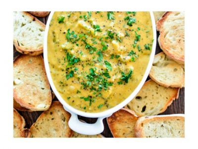 Slow cooker dips