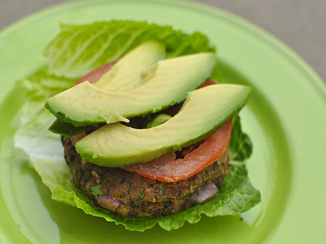 sweet potato black bean burgers sweet potato black bean burgers 35 ...