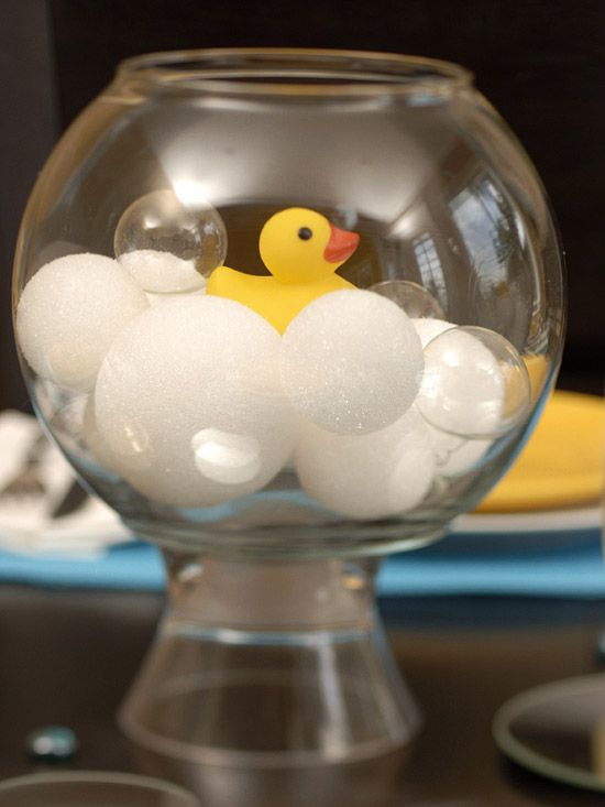 Rubber Ducky Bowl