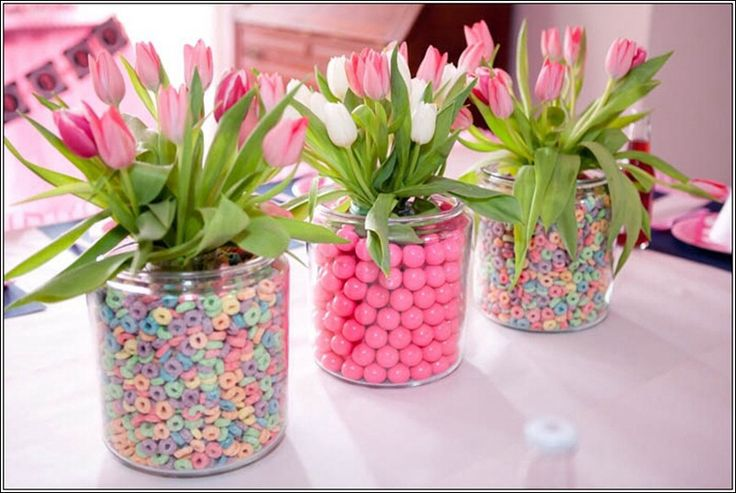Beautiful Sweet Vases