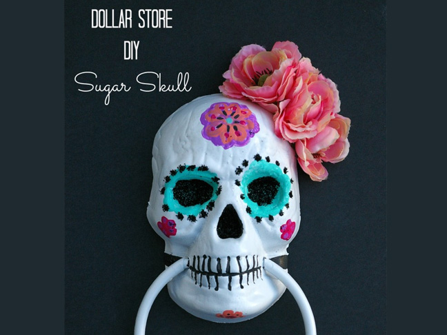 101 cheap & chic dollar store crafts