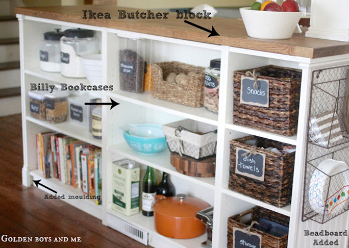 organizing small kitchens 101 epic ikea hacks for your home 1275