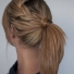Great Anytime: Braided Ponytail