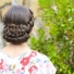 Lace Rolled Up-Do