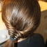 Fishtail Side Pony
