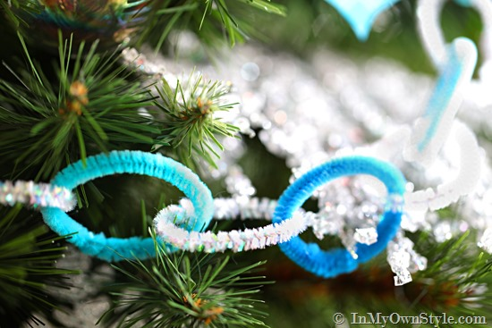 Pipe Cleaner Chain