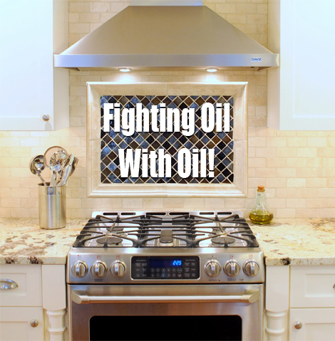 Fight Oil with Oil
