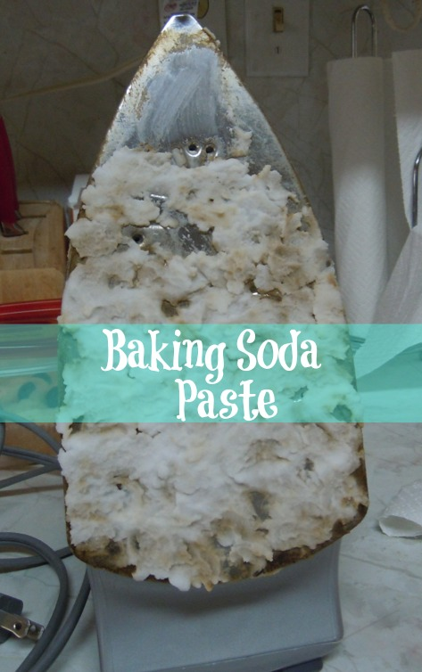 Clean Your Iron With Baking Soda and Vinegar