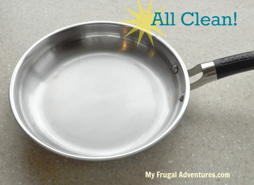 Get Your Pans to Shine Like New