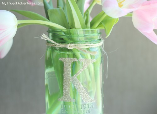 Personalize It with a Monogram