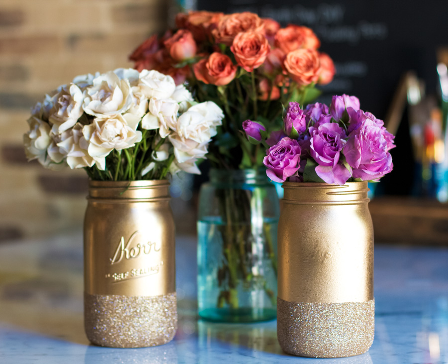 Things To Do With A Mason Jar Crafts And Diys