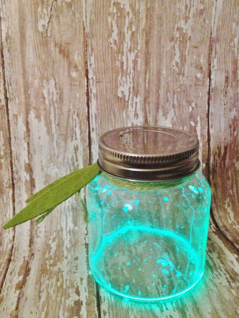 For the Kids: Make a Firefly Jar