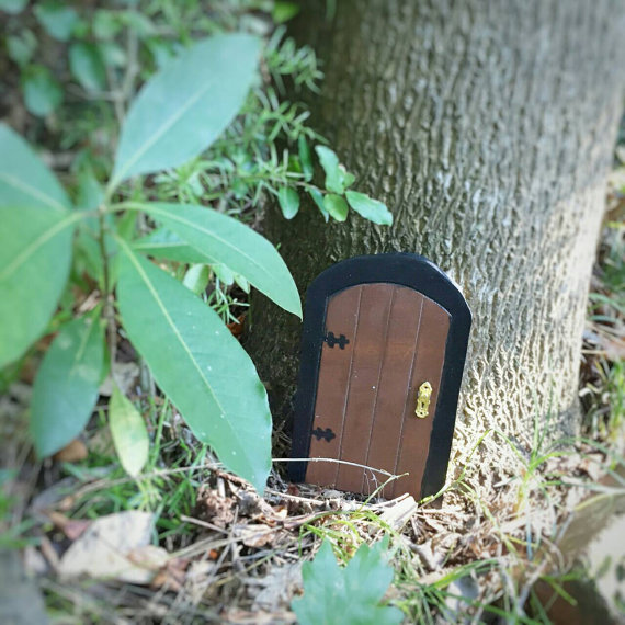 The Fairy HQ Fairy Door