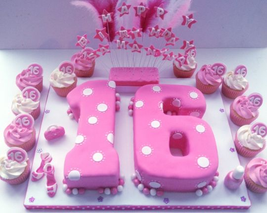 Fine 11 Super Sweet 16 Cake Ideas Your Teen Will Love Personalised Birthday Cards Sponlily Jamesorg