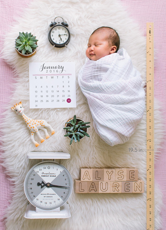 Stunningly Beautiful Newborn Baby Pictures