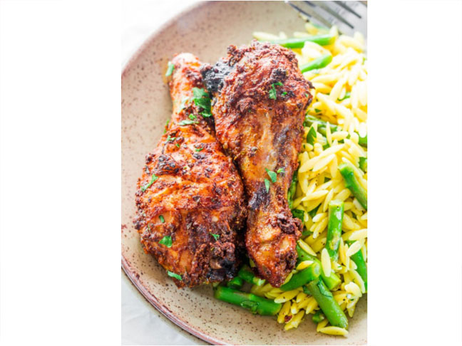 Garlic and Paprika Chicken