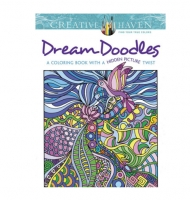 Dream Doodles Colouring Book