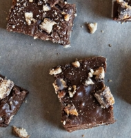 Any Flavor Girl Scout Cookie Fudge