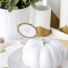 Easy Pumpkin Place Cards