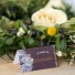 'Thankful' Thanksgiving Place Cards