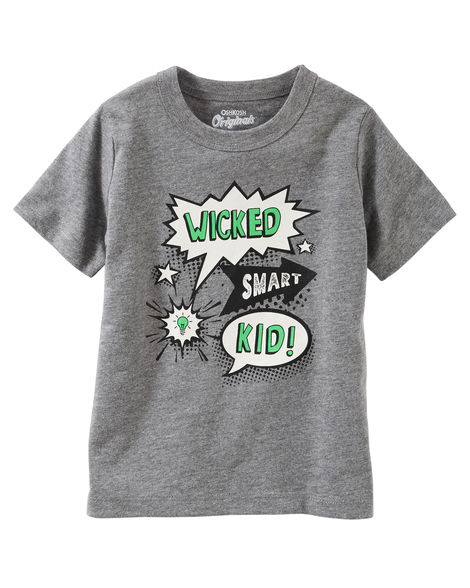 Boys' Wicked Smart Kid Tee