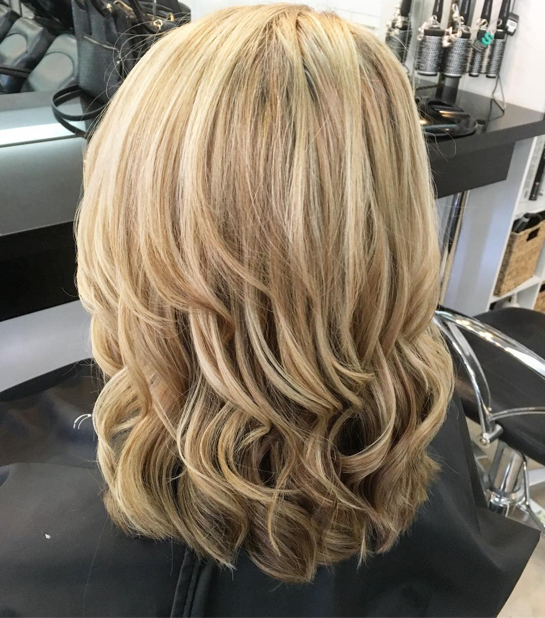 easy layered haircut 20 stylish amp easy medium length haircuts 3551