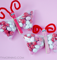 Candy Butterfly Treats