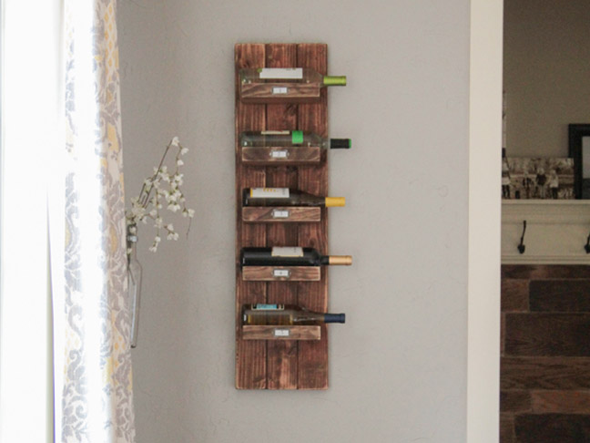 51 Awesome DIY Wine Racks You Can Make Right Now