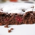 Rasberry & Orange Brownies