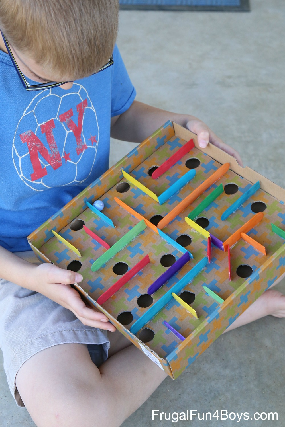 30 Shoe Box Craft Ideas: 31 Epic Cardboard Box Crafts For A Rainy Day